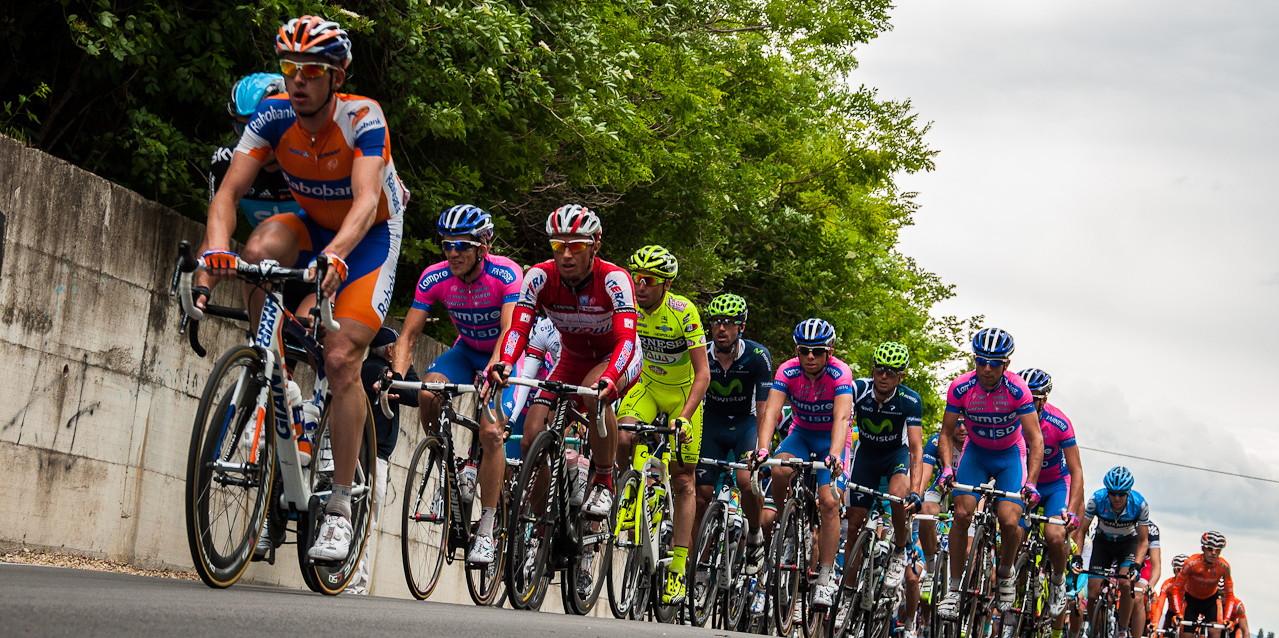 Il Giro d'Italia in Ticino? Uella!
