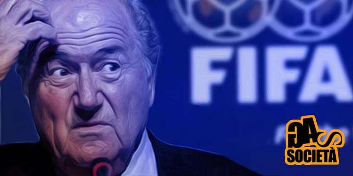 Il padre-padrone della FIFA