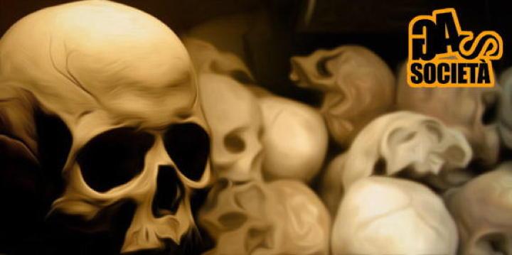 10 mila ossa sottoterra