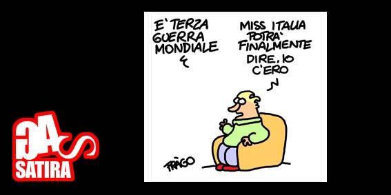 Miss Italia e la guerra
