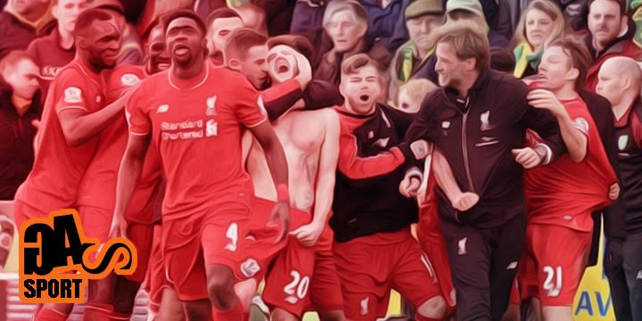"""You'll Never Walk Alone"" e la pazza Norwich-Liverpool"