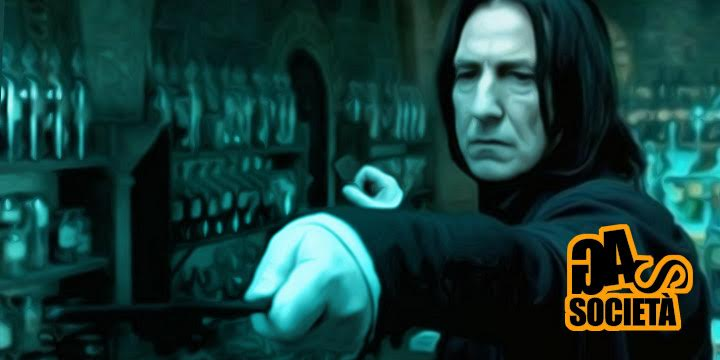 Piton Harry Potter