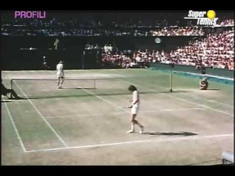 Björn Borg, lo svedese di casa a Wimbledon