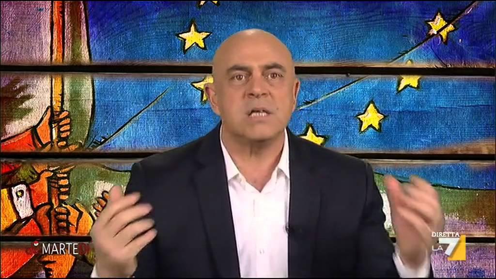 """GasTube: Maurizio Crozza, """"Come si fa a far ridere se siamo in guerra…"""""""