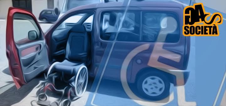 Disabili parcheggio