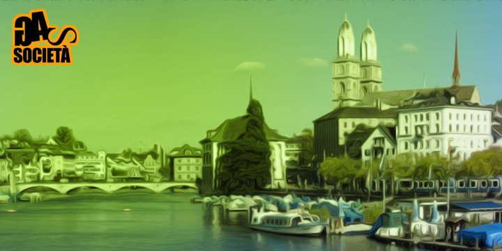 Zurigo, il mondo