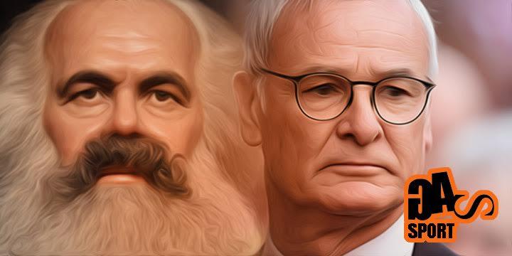 Ranieri, Marx e Santa Rita da Cascia