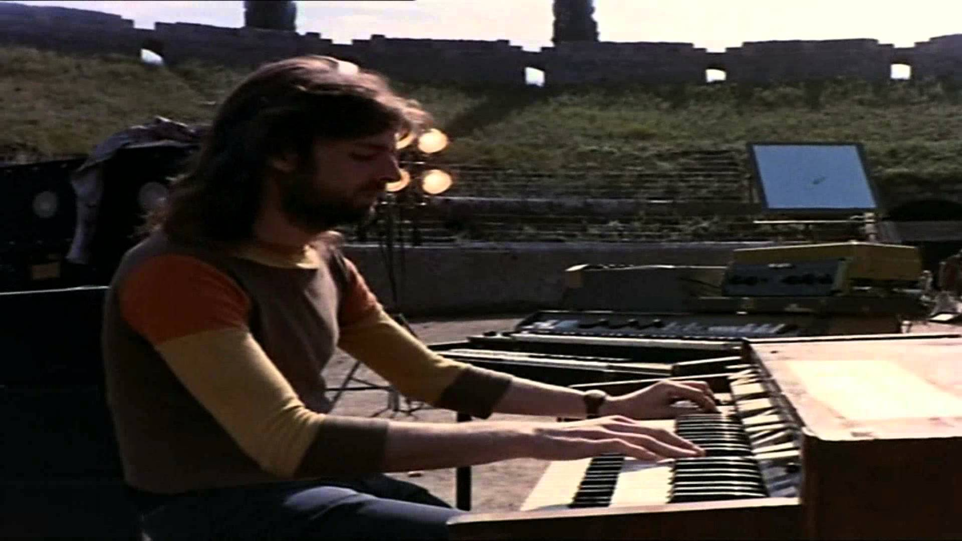Gas-Tube: Pink Floyd-A Saucerful Of Secrets (Live a Pompei)