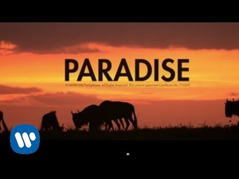 Gas-Tube: Coldplay, Paradise