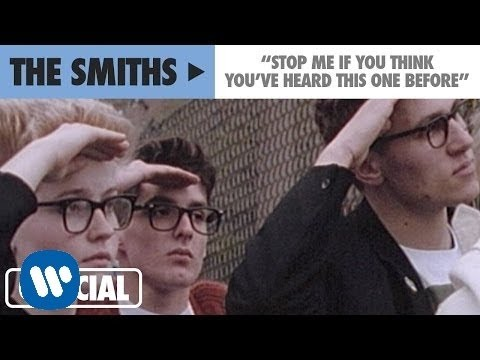 Gas-Tube: The Smiths, Stop Me If You Think You've Heard This One Before
