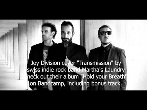 Gas-Tube: Martha's Laundry, Transmission (Joy Division cover)