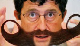 Beltraminelli ci spiega perché si fa crescere i baffi