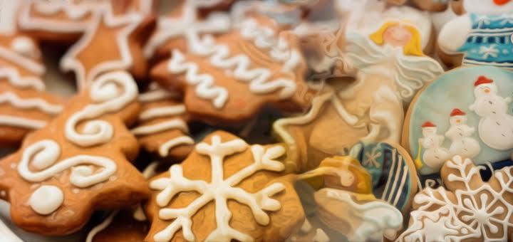 Biscotti Classici Di Natale.L Avvento Dei Biscotti Milanesini