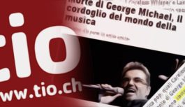 Costernati dalla morte di George Michael