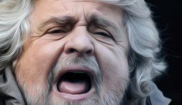 La vera faccia di Beppe Grillo