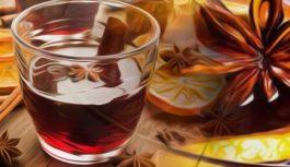 La meravigliosa storia del Vin Brûlé