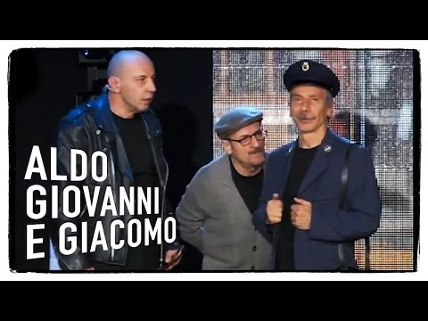 Aldo, Giovanni e Giacomo - Il controllore