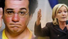 Il pagliaccio che rischiò di entrare all'Eliseo (non è Marine Le Pen)