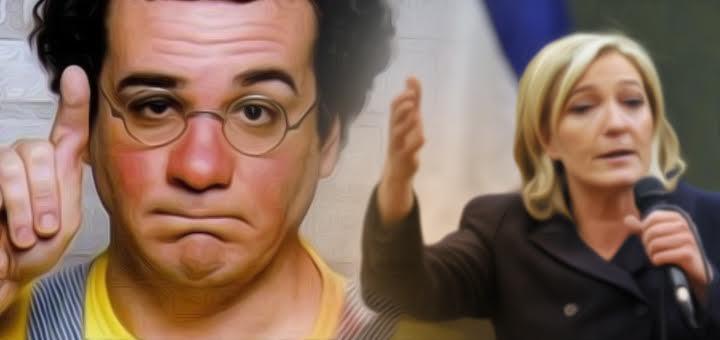 Coluche Le Pen