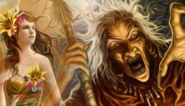 La leggenda delle tre fate e della strega
