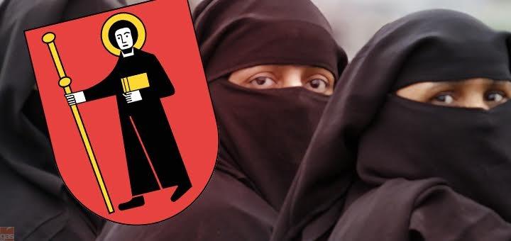 Glarona Burqa