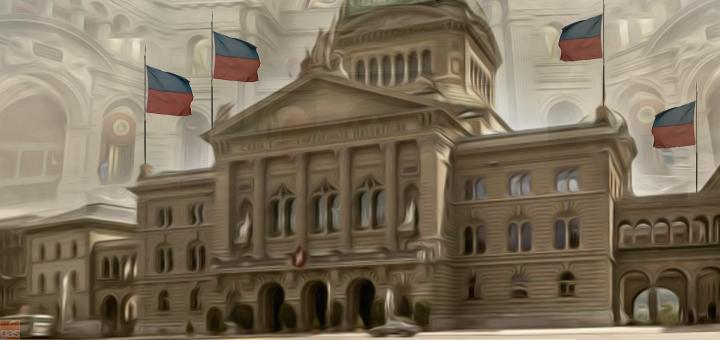Palazzo federale ticino