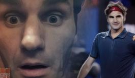 Federer: la Carne e la Luce