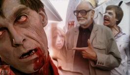 Addio, anzi, arrivederci George Romero
