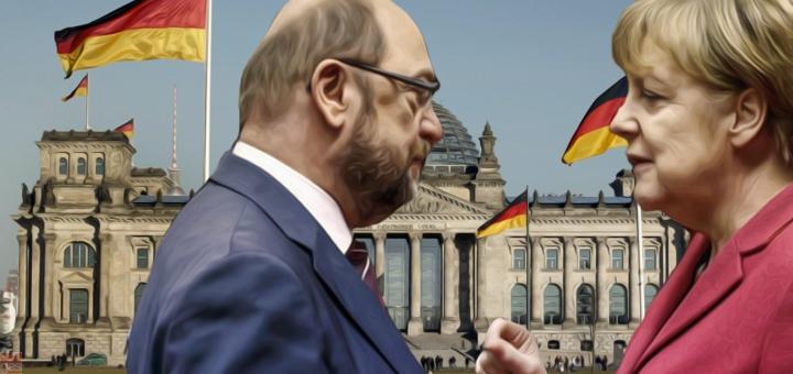 Merkel Schultz