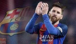 Il giallo signor Messi? Prego, è tutto suo!