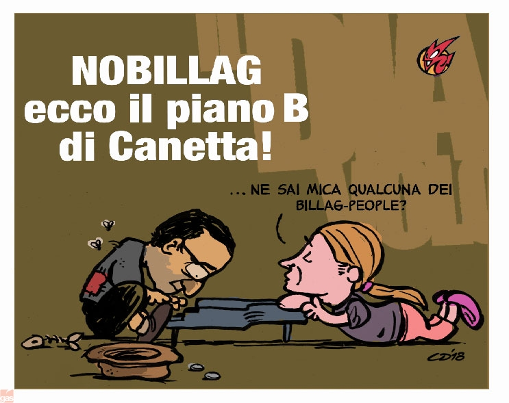 no billag diavolo