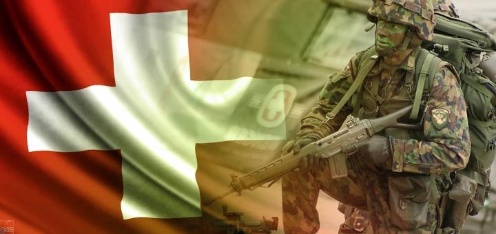 esercito svizzero