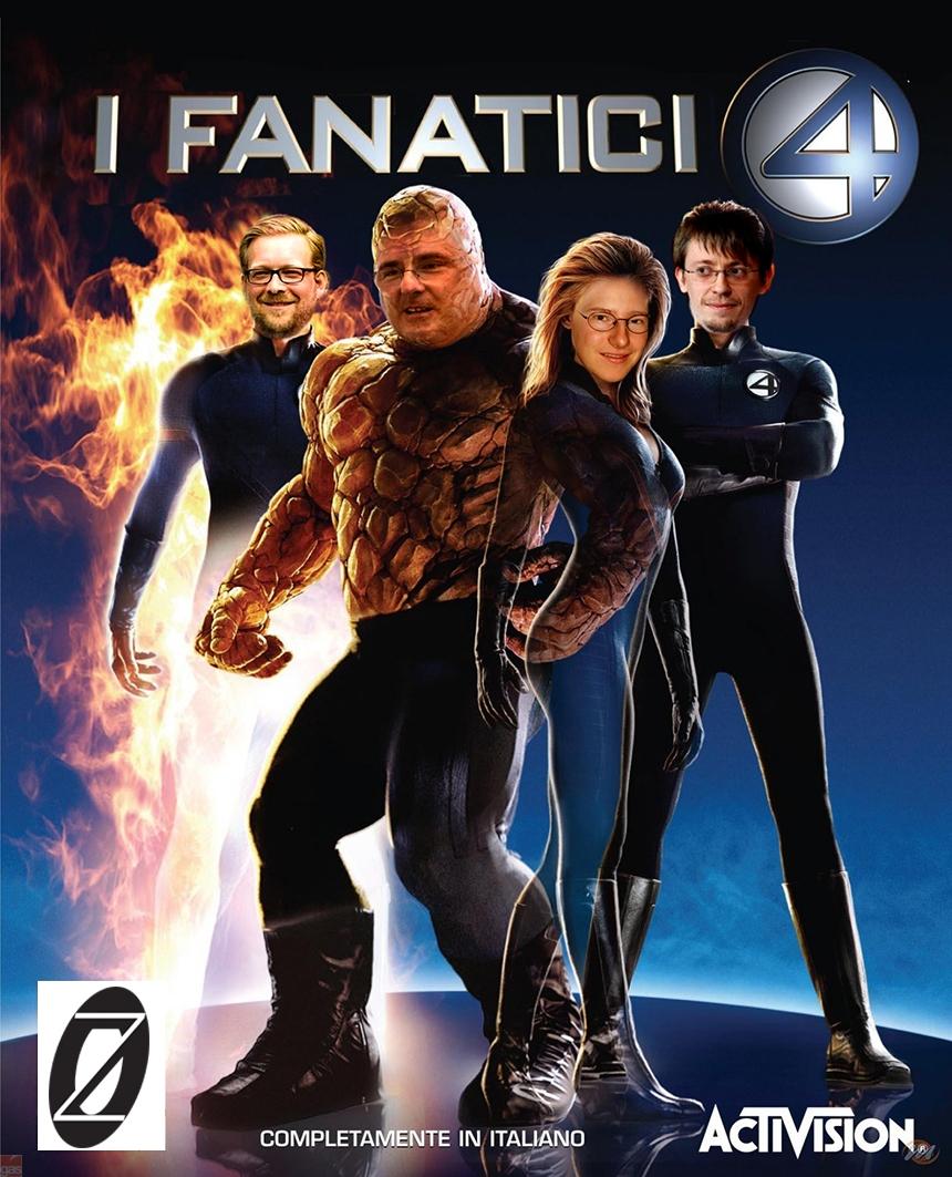 i fanatici 4