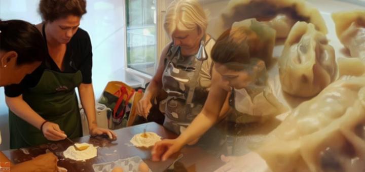 donne cucina