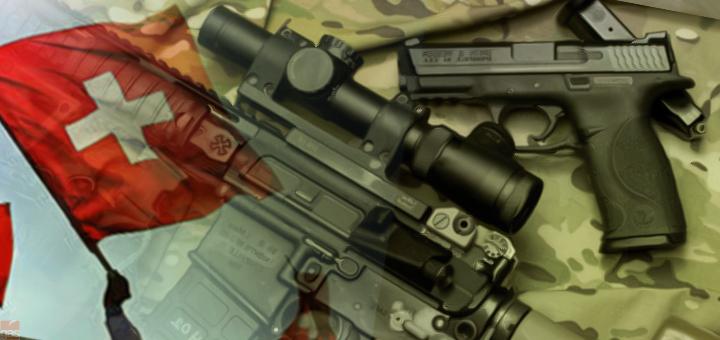 armi svizzera