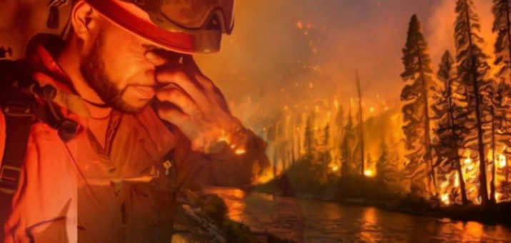 californai incendi