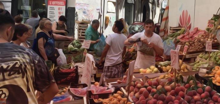 napoli mercato