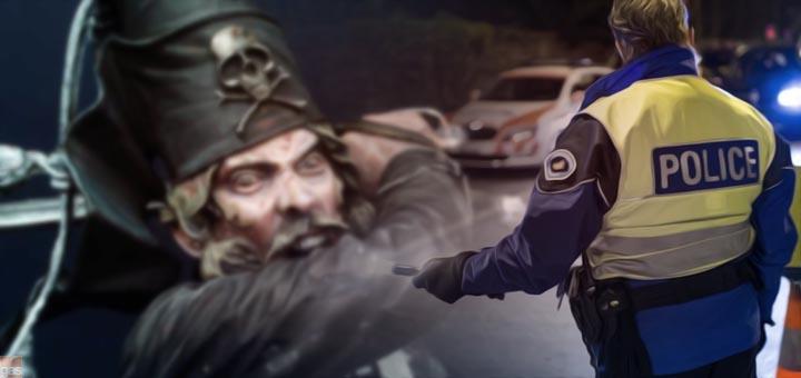 poliziotto nazi