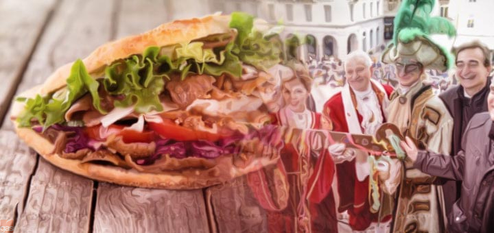 kebab carnevale
