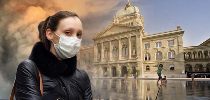 svizzera inquinamento