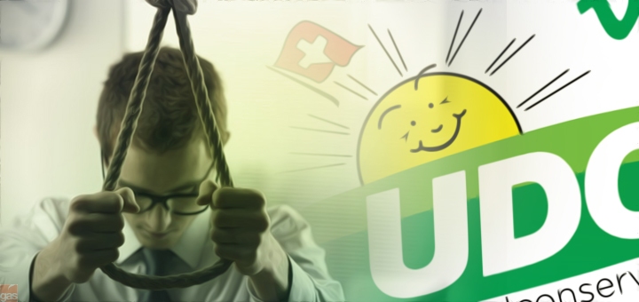 UDC suicidio