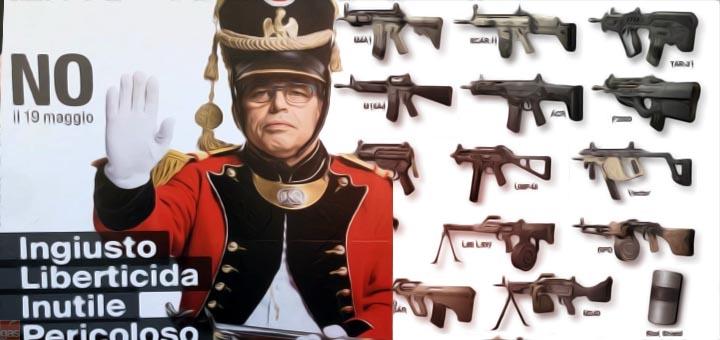 armi vice direttore csia