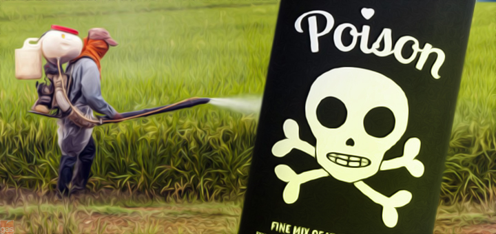 pesticidi veleno