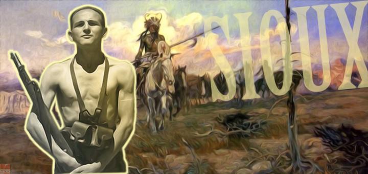 sioux partigiano
