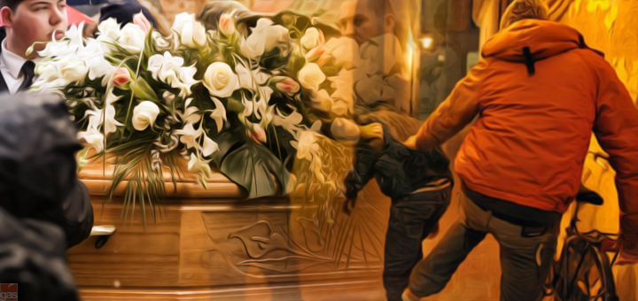 antonio satno funerale