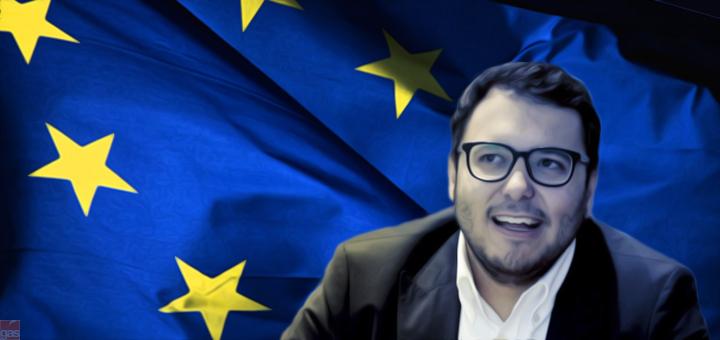 bignasca bandiera d'europa