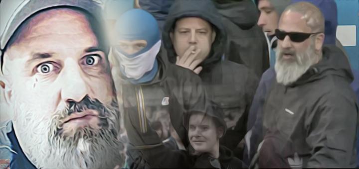 nazi hooligan libano