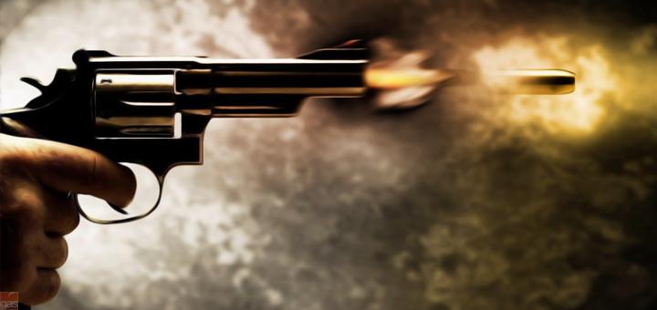 pistola sparo