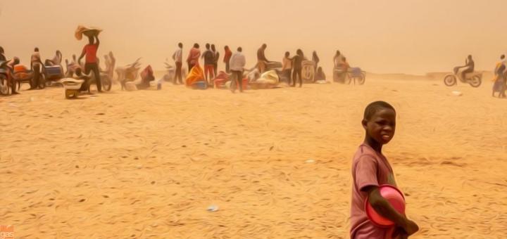 africa deserto