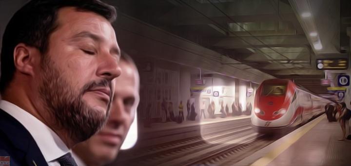 salvini treno